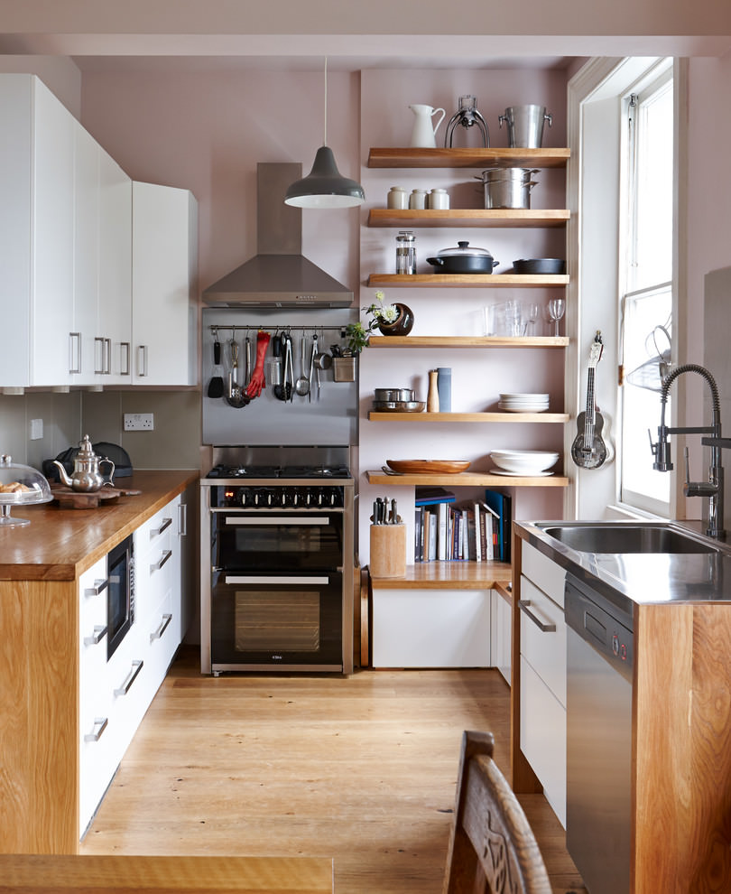Kitchen Closet Shelving Amazing Wooden Kitchen Shelvesjpg