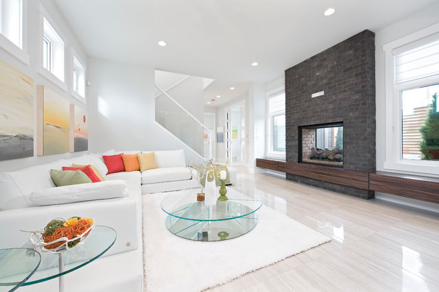 dreamy white contemporary living room