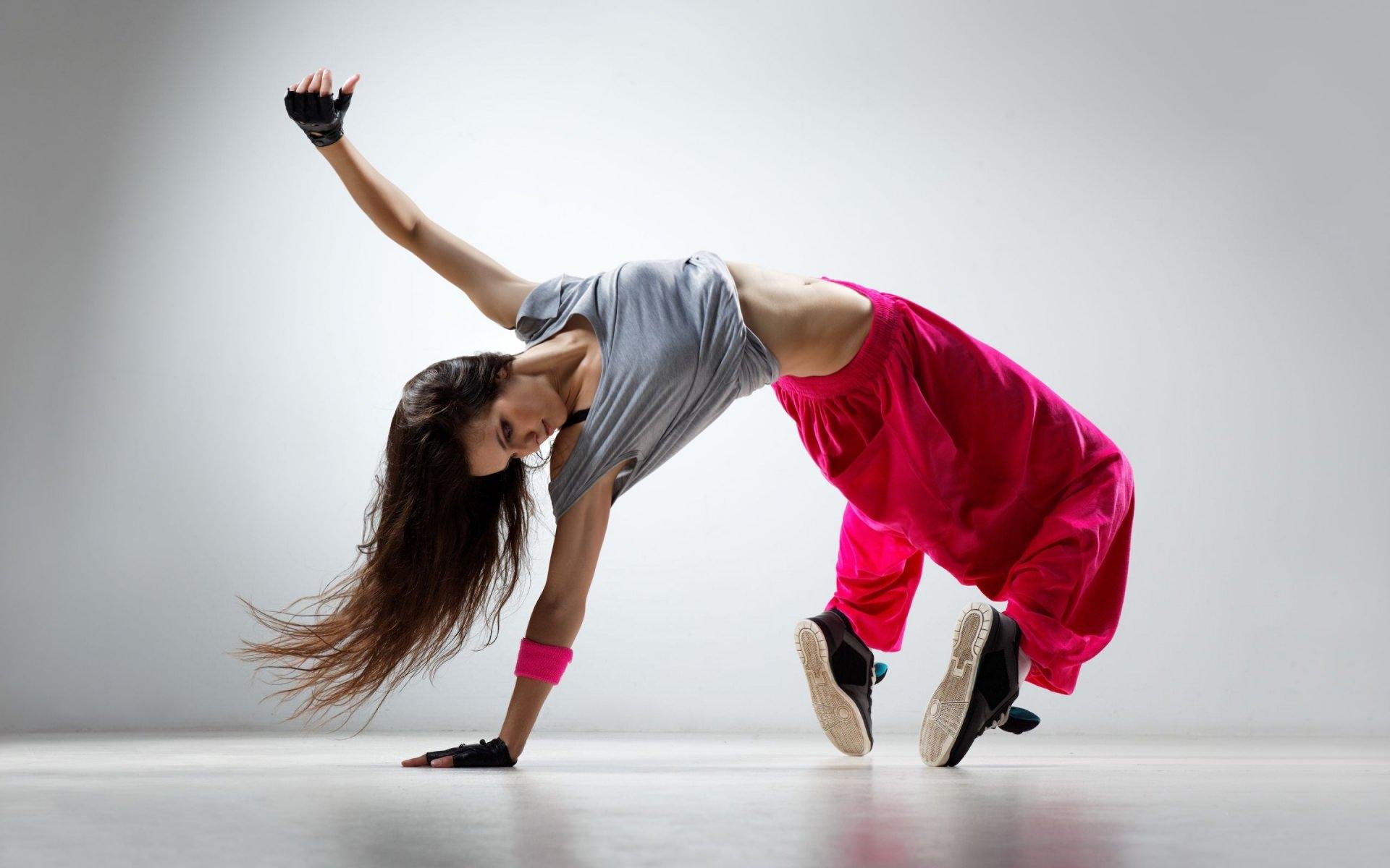 Hip Hop Dance by a Girl