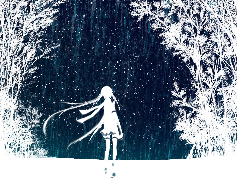 anime cold world