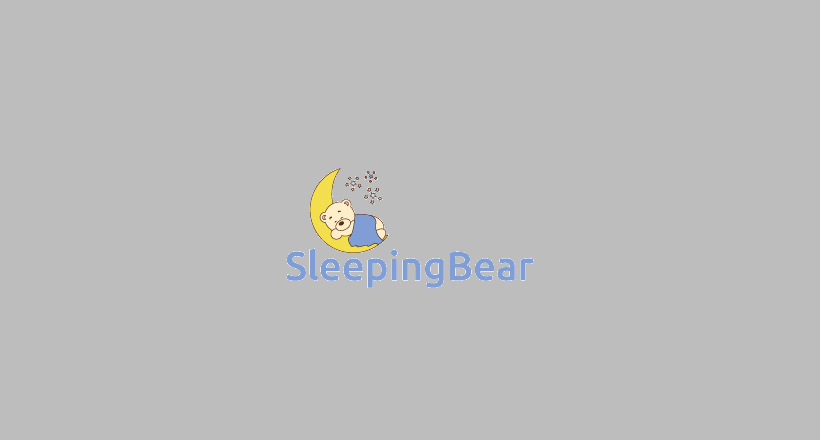 Logo of Sleeping Bear