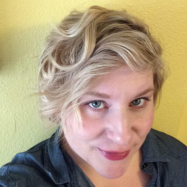 Lovely Pixie Hair Style