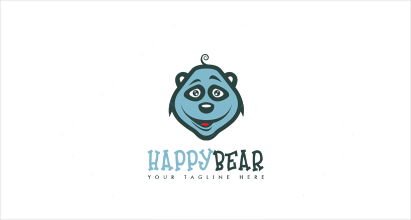 Happy Bear Logo