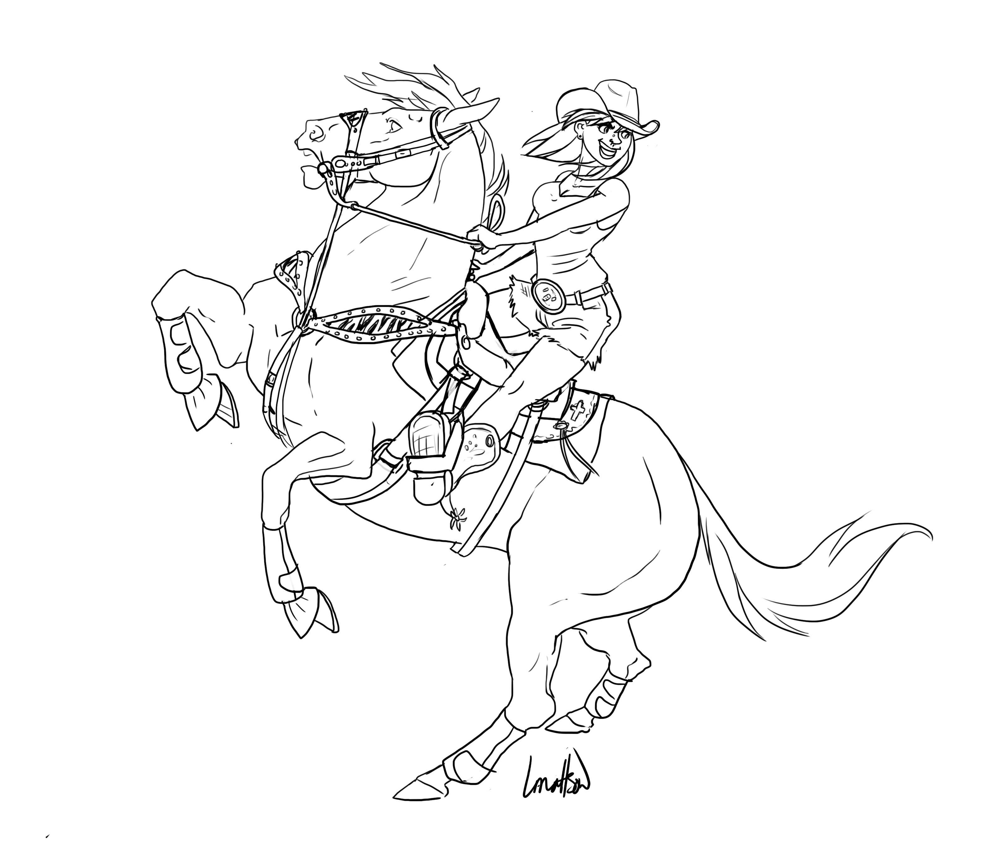 Line Art Design Trend : Beautiful horse drawings art ideas design trends
