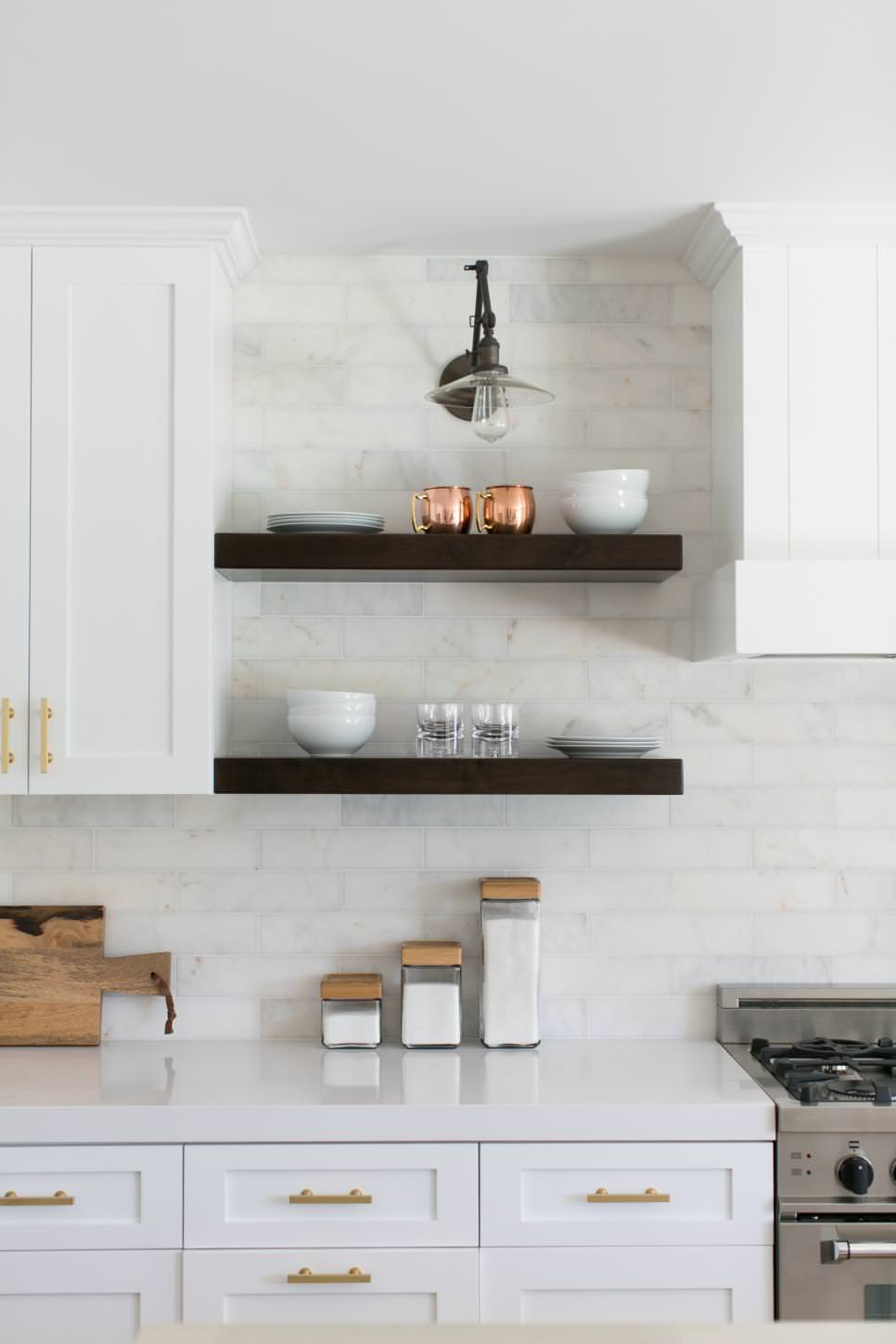 amazing kitchen diy shelves