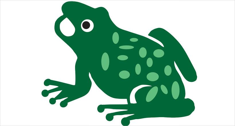 Lazy Frog Logo