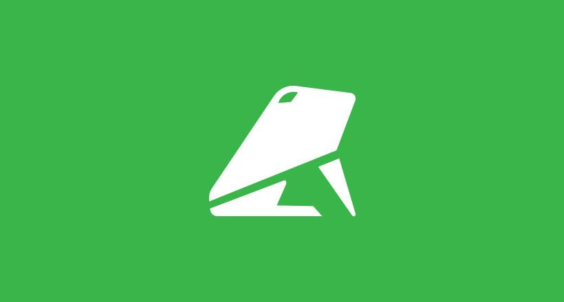 Funky Frog Logo