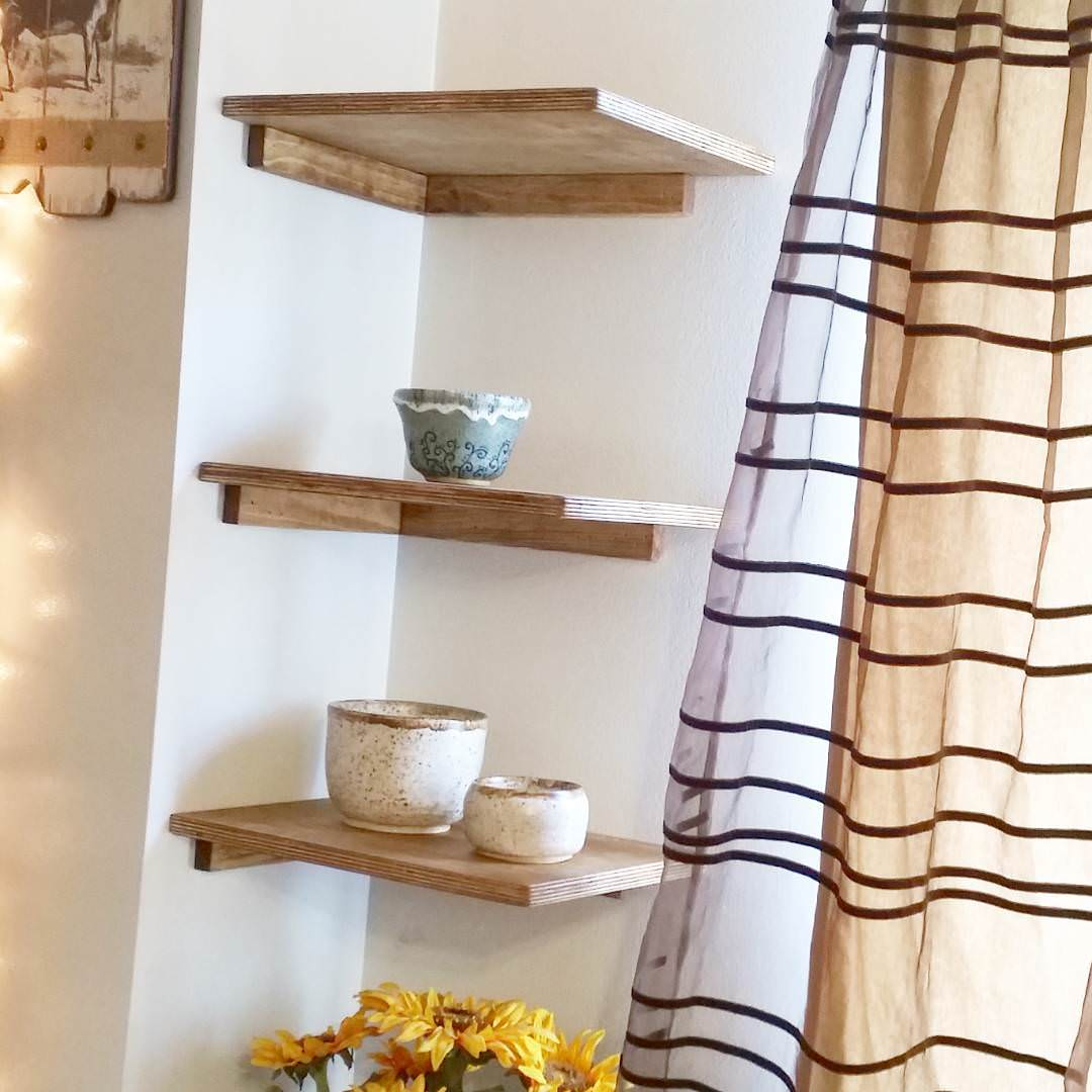 home decor diy shelves