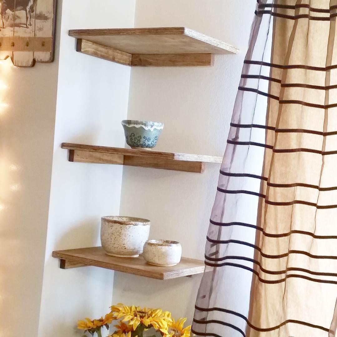 Home Decor DIY Shelves