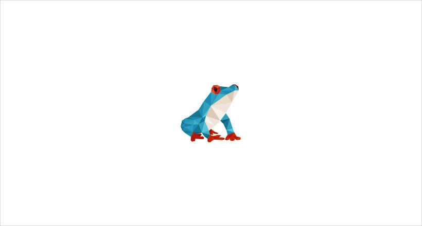 Wip Frog logo