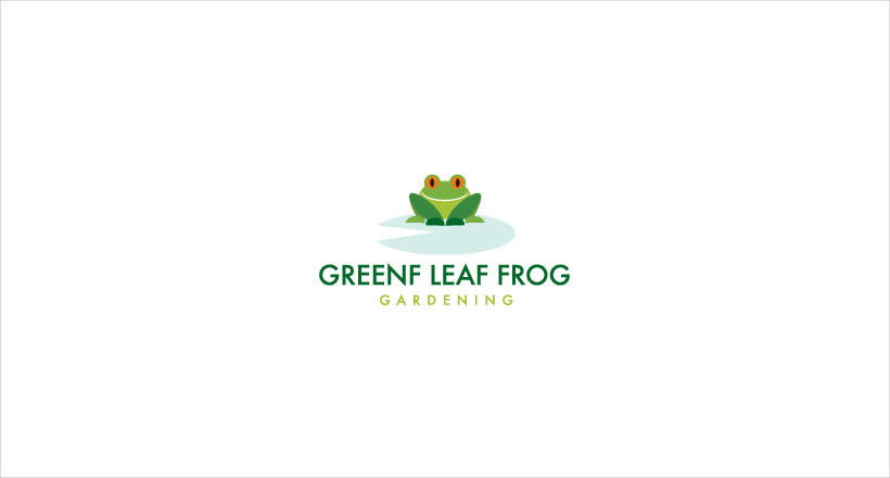 Greenf Leaf Logo