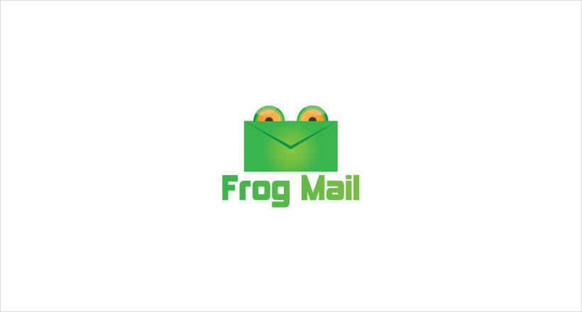Frog Mail Logo