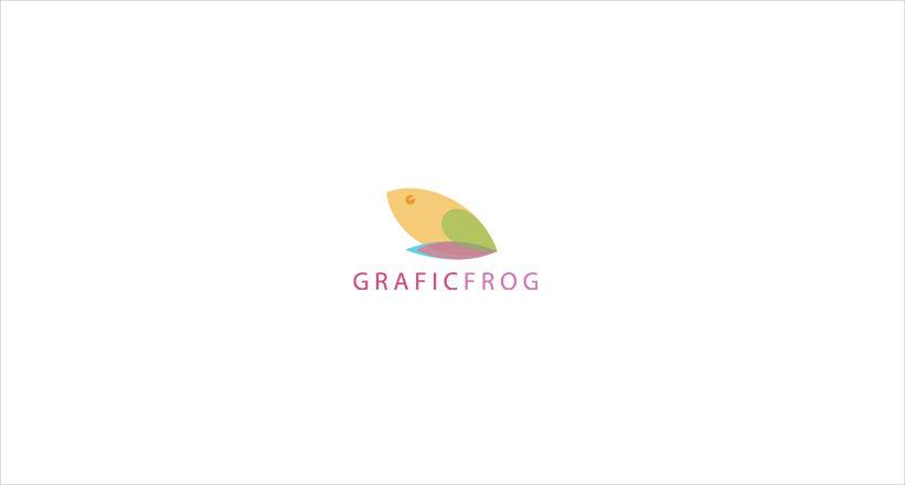 Grafic Frog Logo