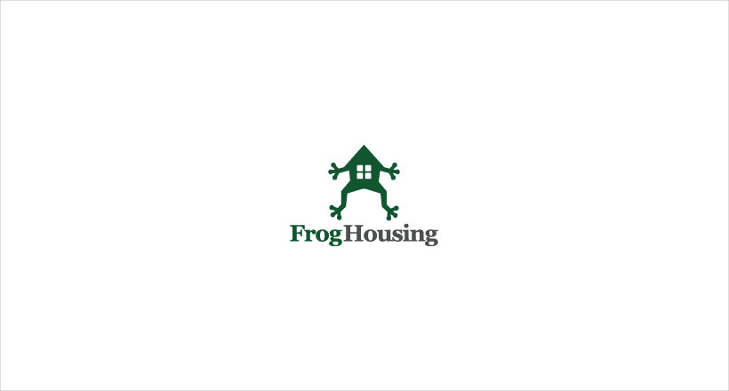 Frog Logo of House