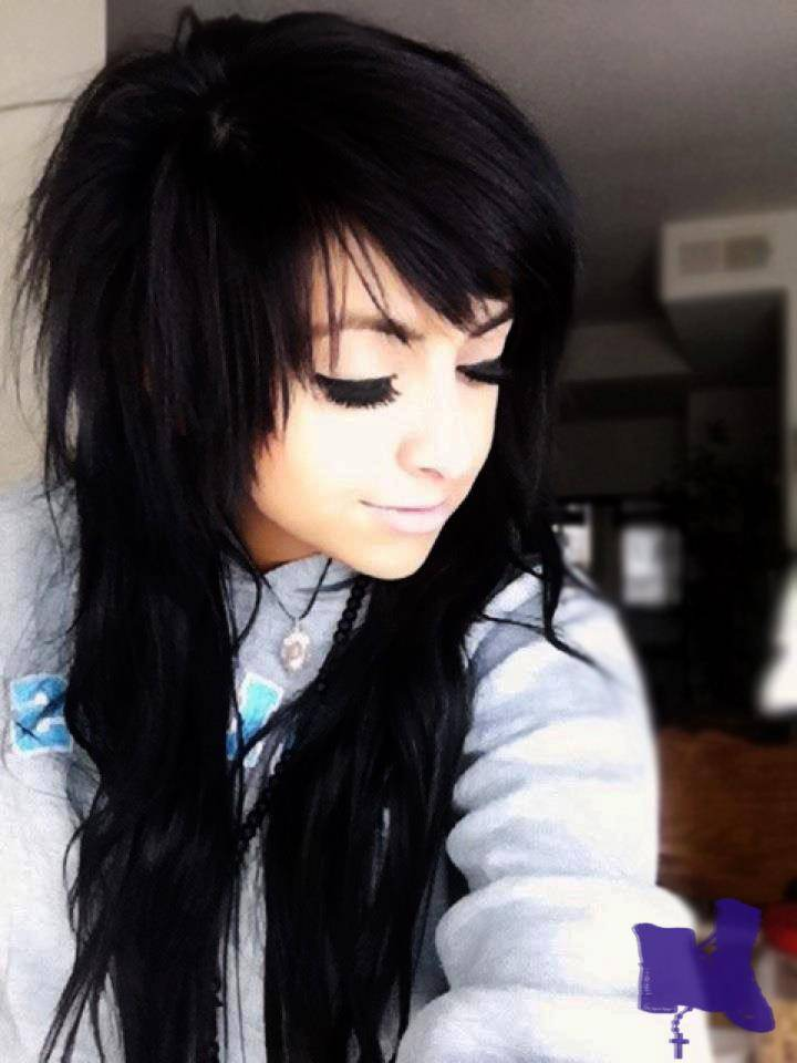 Stupendous 25 Beautiful Emo Hairstyles For Girls Design Trends Hairstyles For Men Maxibearus