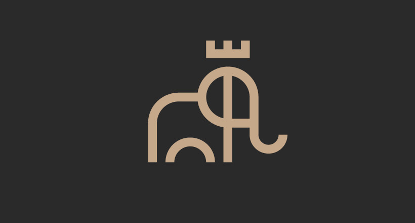 king elephant logo