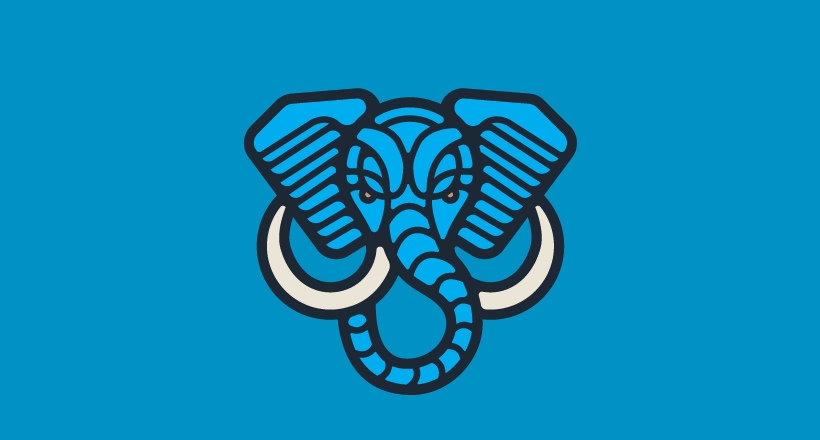 elephant mark logo