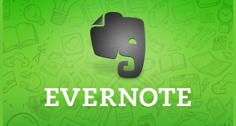 elephant logo for evernote