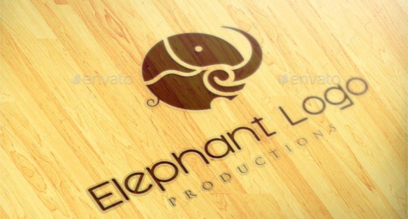 amazing elephant logolephant logo