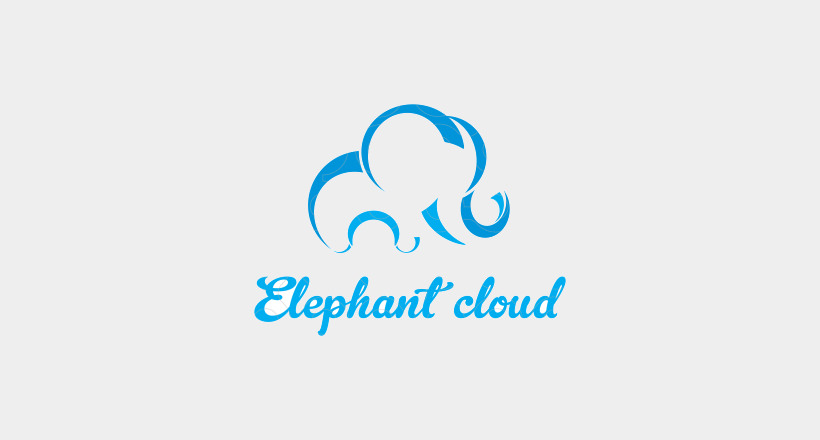 Cloud Elephant Logo