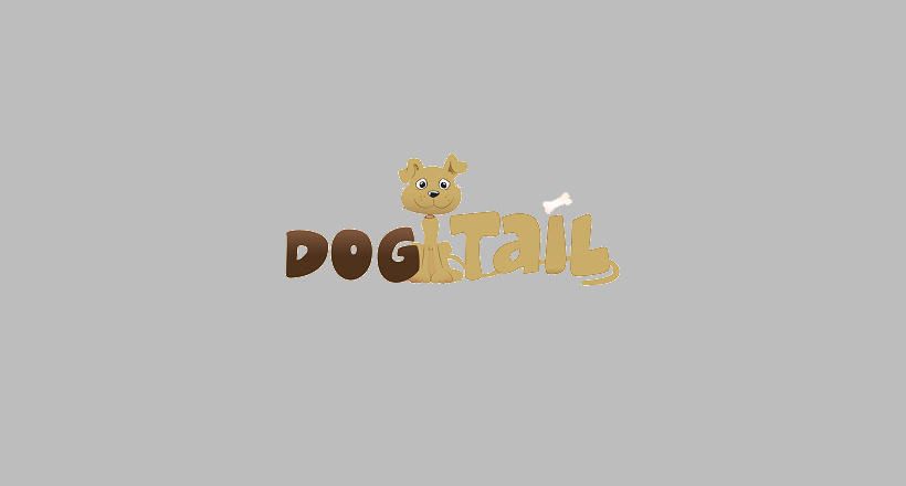 Crazy Dog Tail Logo