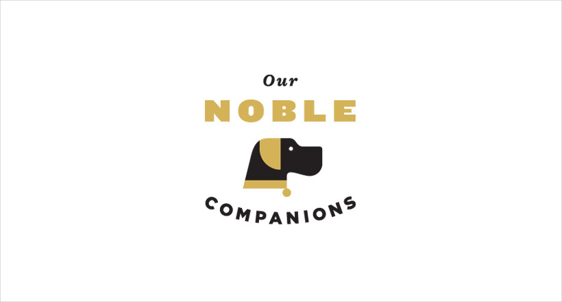 our noble companions logo