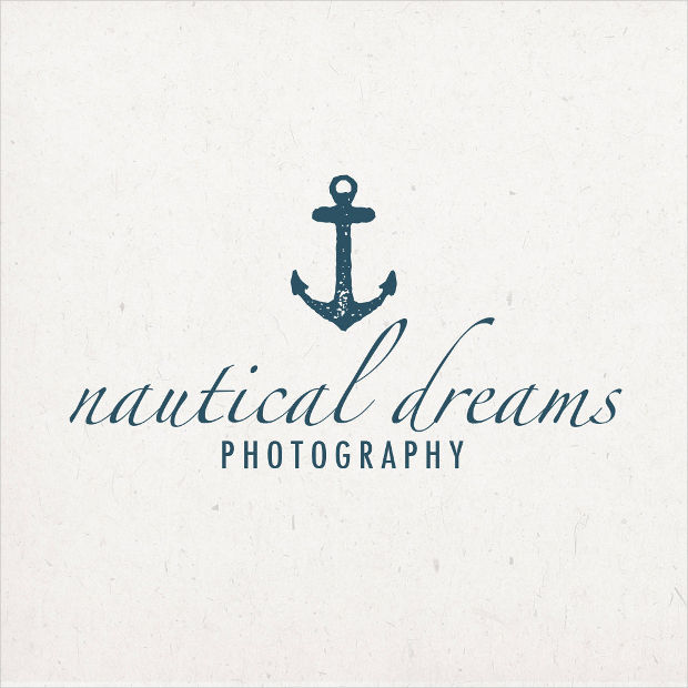 Hipster Photography Logo