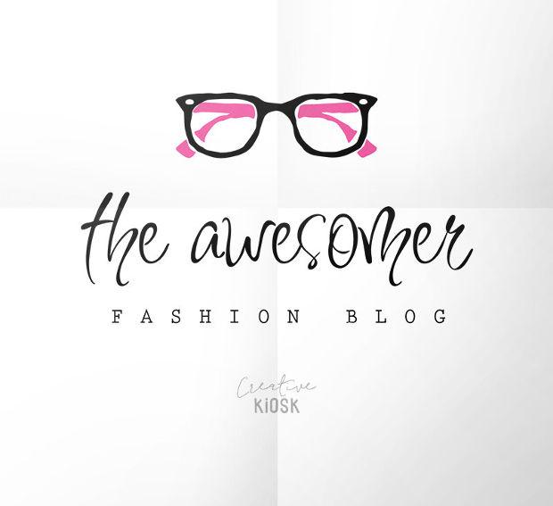 Hipster Blog Logo Design