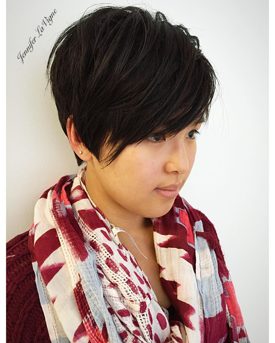 Edgy Haircut For Women