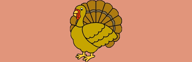 Excellent Turkey Clipart