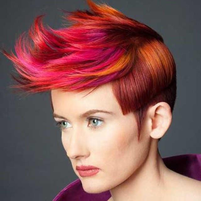 fashion hair style