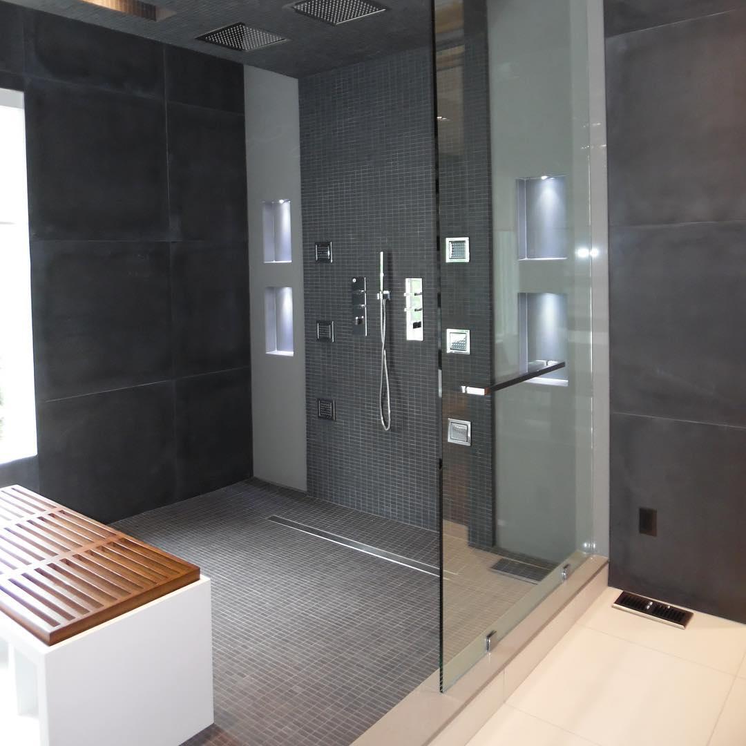Classy Spa Bathroom Design