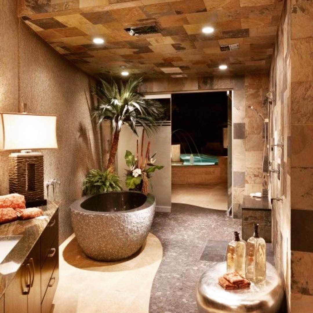 25+ Spa Bathroom Designs