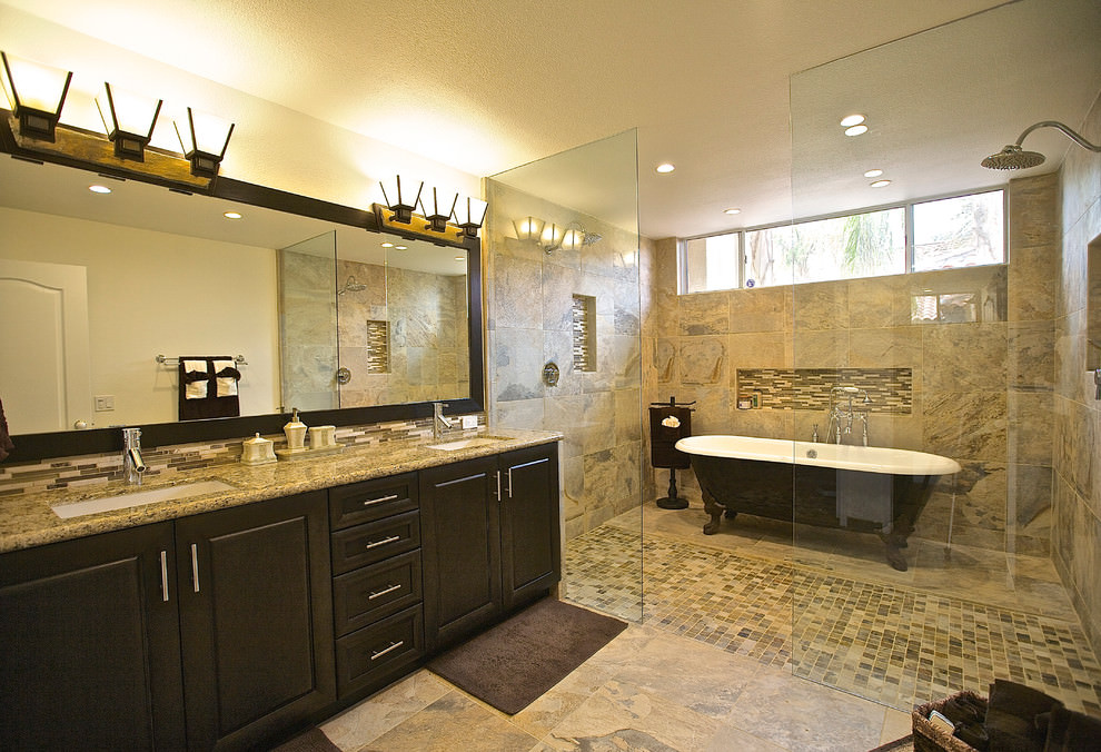 Creative Spa Bathroom Design