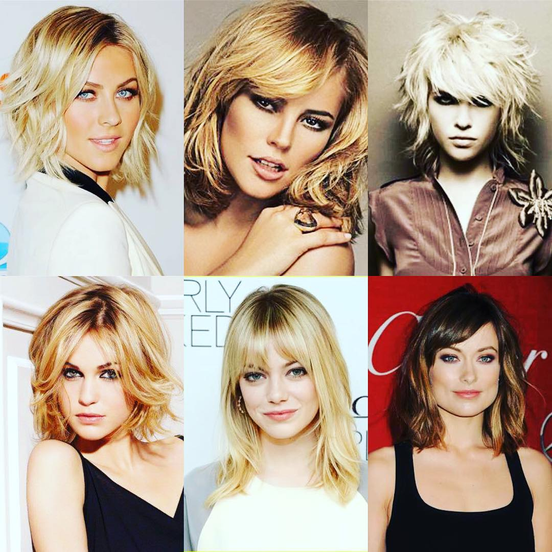 different kind of hair style 23 shag hairstyles designs ideas design trends 7130 | Different Types Of Hair Styles