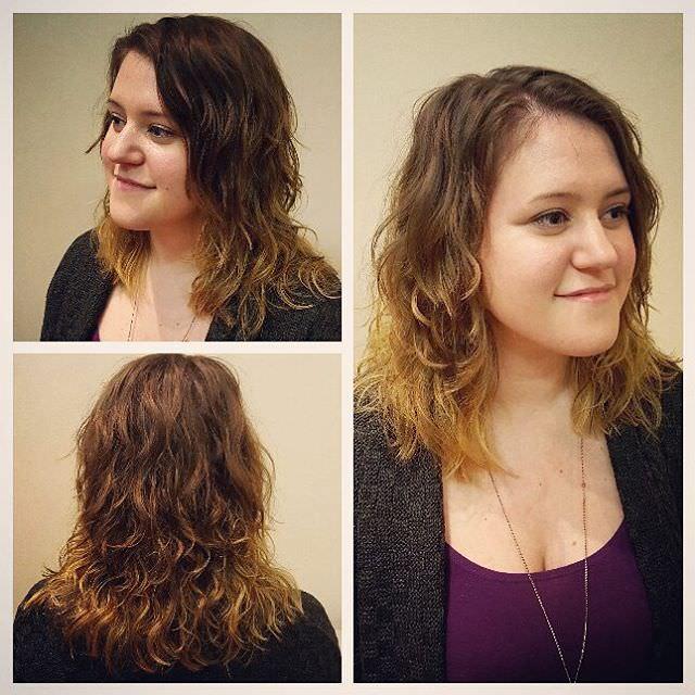 Super Mid Length Hair Style