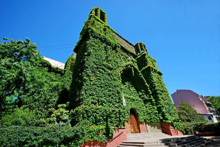full green church argentina