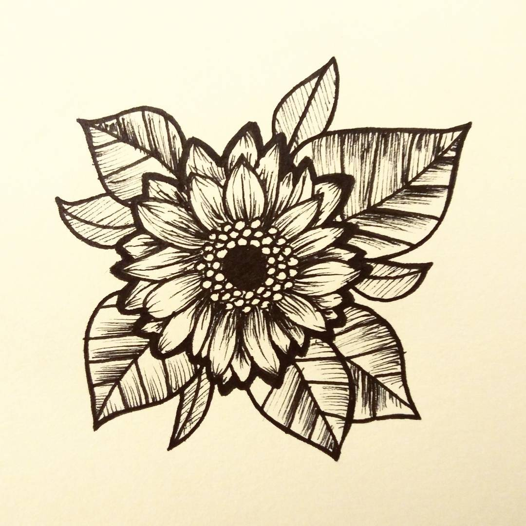 Drawing: 21+ Flower Drawings, Art Ideas, Sketches