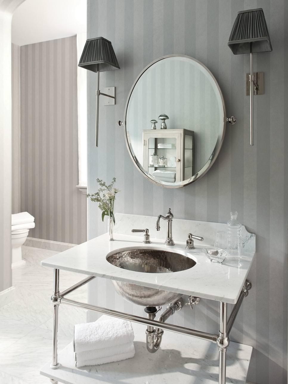 24+ Grey Bathroom Designs | Bathroom Designs | Design Trends ...