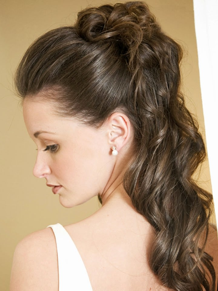 Sleek Long Hairstyle with rich look