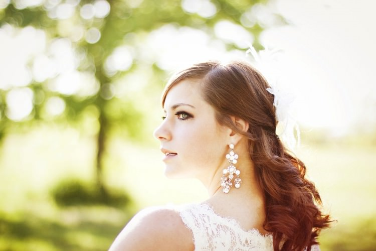Southern Belle hairstyle