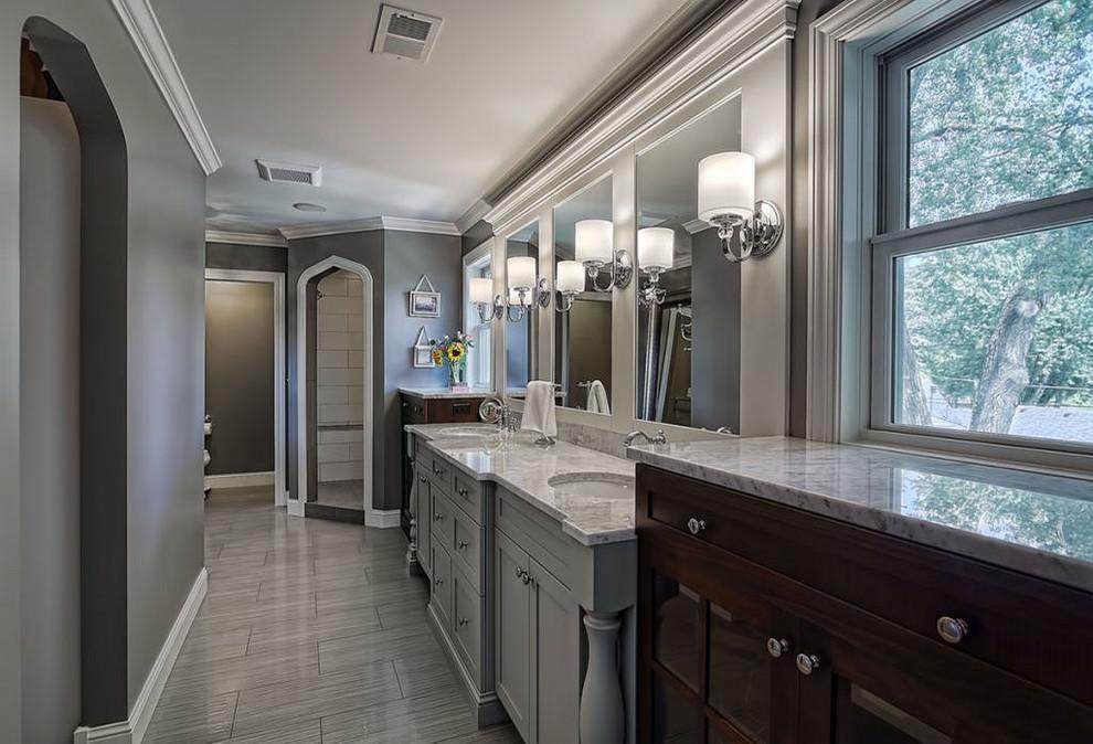 22 Stylish Grey Bathroom Designs Decorating Ideas: 24+ Grey Bathroom Designs