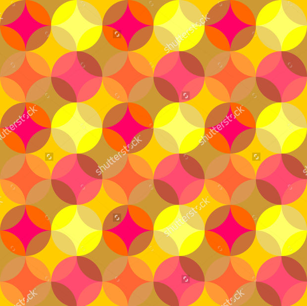 Geometric Colorful Pattern