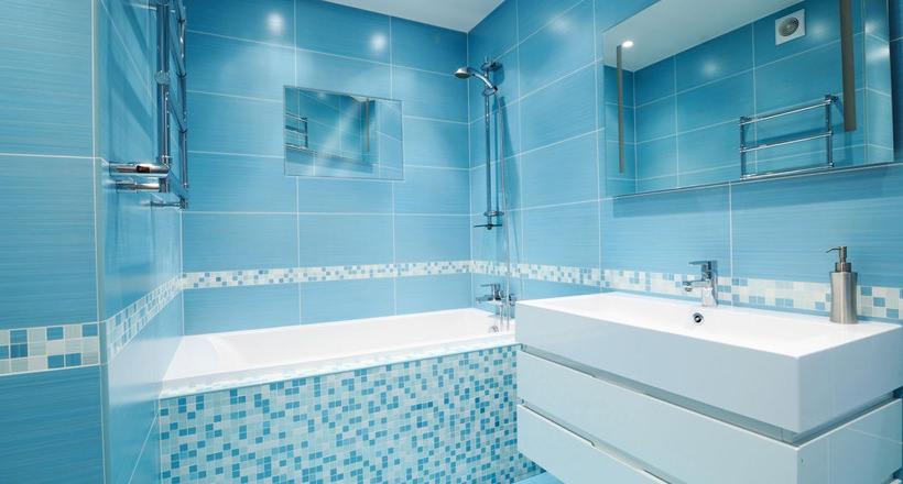 48 Blue Bathroom Designs Decorating Ideas Design Trends Magnificent Blue Bathroom Designs Ideas