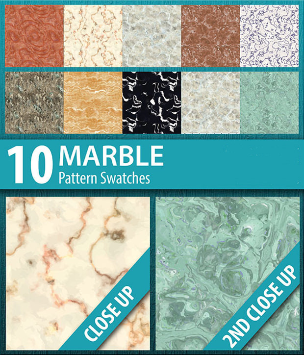 Awesome Marble Patterns
