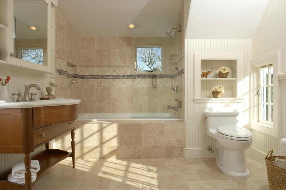 vinatge bathtub tiles