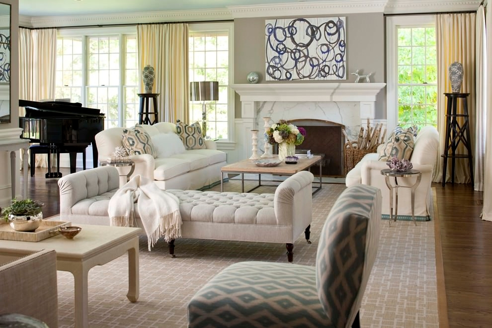 Cool Pottery Barn Living Room