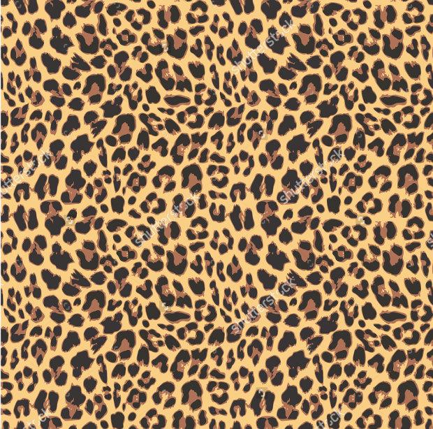 leopard seamless pattern design1
