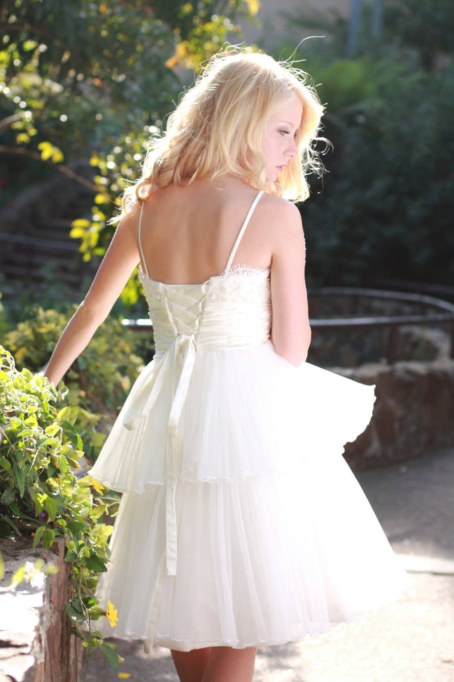 Vinatge Lace Wedding dress