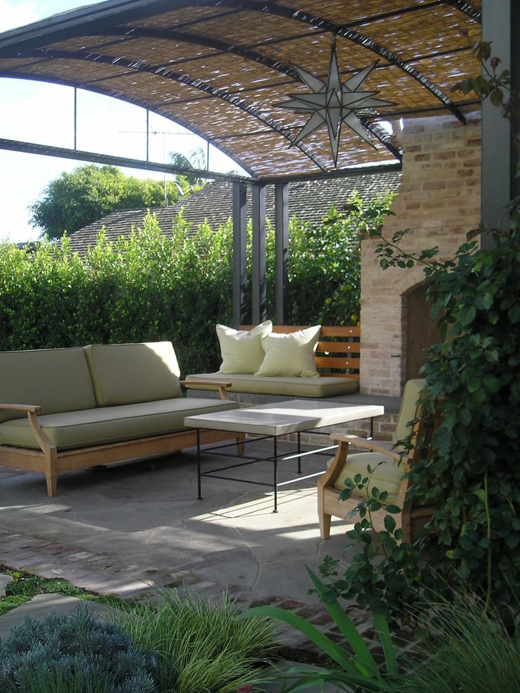 22+ Patio Cover Designs, Ideas, Plans | Design Trends ... on Patio Cover Ideas id=73780